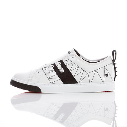 Crazy Horse Low White/Black