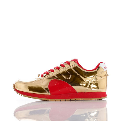 Neo Boston Gold Red