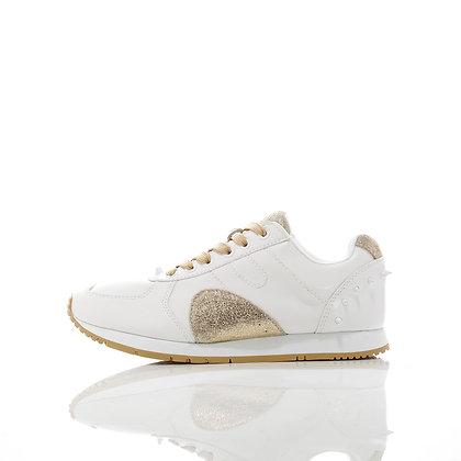 Boston White/Gold