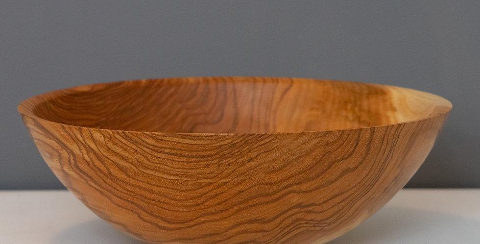 Large 'Olive' Ash Bowl