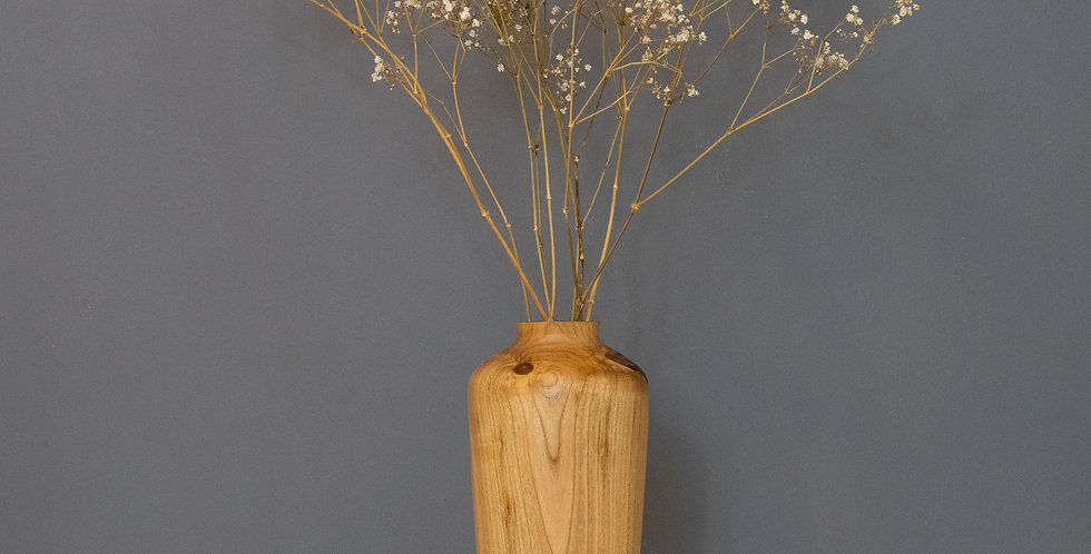 Classic Cherry Vase