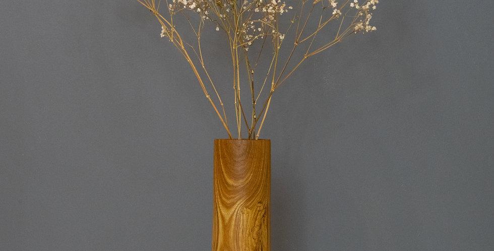 Tall Straight Laburnum Vase