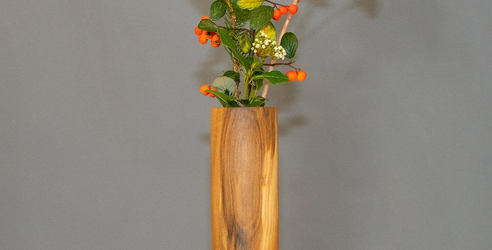 Tall Straight Apple Vase