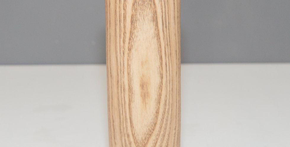 Tall Straight Ash Vase