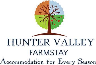 Hunter Valley Farmstay Logo