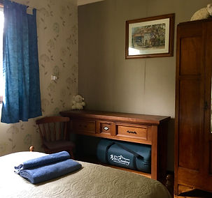 Hermitage  Bedroom Hunter Valley Farmstay