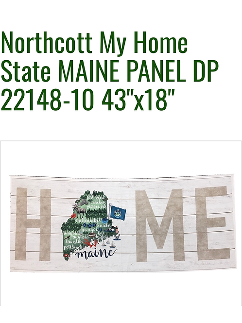 My home state panel