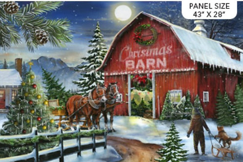 Christmas Wish Panel