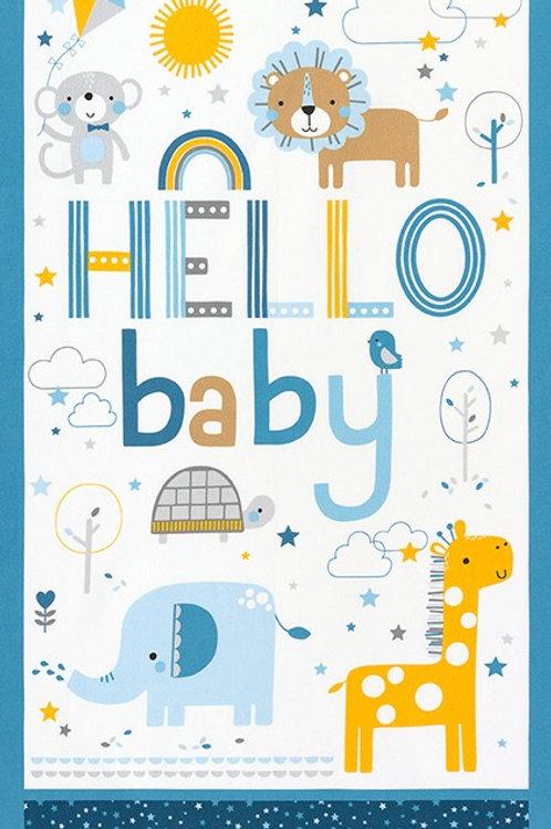 Hello Baby Panel