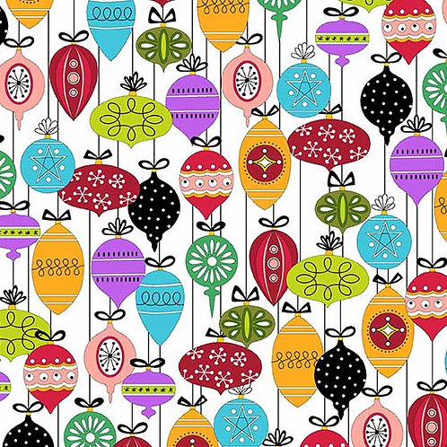 Holiday Tweets Ornaments