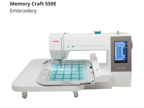 Memory craft 550E