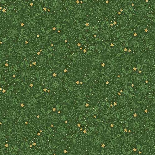 Silent Night  Green Gold Metalliac