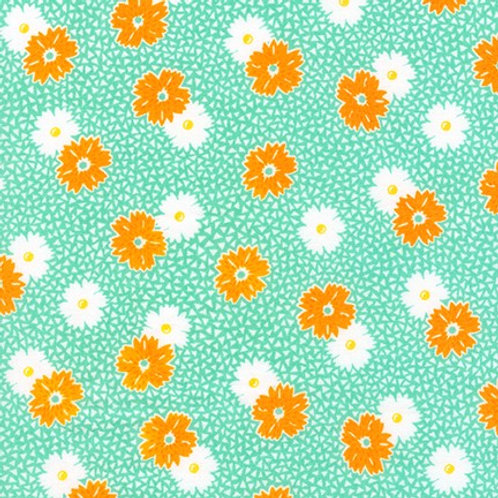Windowsill Garden teal/orange
