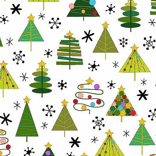Holiday Tweets Trees