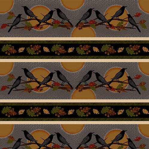 Moonshine Border Fabric