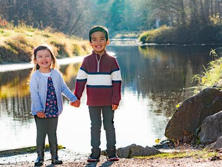 Pray for Japan - Day 3 Mason & Kaili