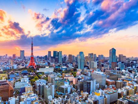 Pray for Japan - Day 3 - Visa Application