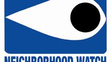 Blue Heron Pointe Neighborhood Watch