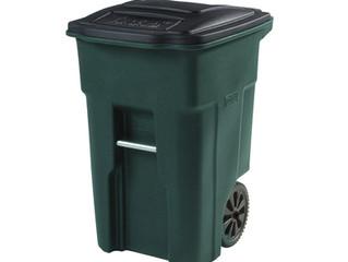 Important Trash pickup information