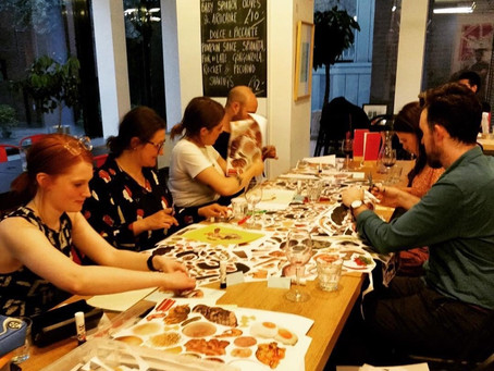 [WORKSHOP] Cut & Pasta at Noi Quattro