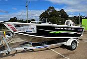 Quintrex Boat Prize