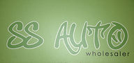 SS Auto wholesalers logo