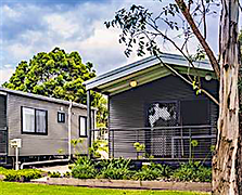 Nicholson River Holiday Park, Twin Rivers Region, East Gippsland, Victoria