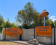 Bream Lodge Holiday Units, Twin Rivers Region, East Gippsland, Victoria