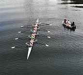 Rowing in the Twin Rivers Region, East Gippsland, Victoria