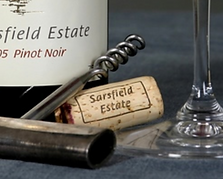 Sarsfield Estate Vineyard, Twin Rivers Region, East Gippsland, Victoria