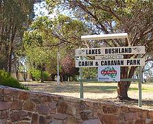 Lakes Bushland CaravaPark, Twin Rivers Region, East Gippsland, Victoria