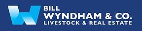 Bill Wyndham & Co Livestock & Realestate Logo