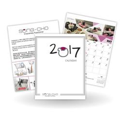 Song Cho Calendar 2017