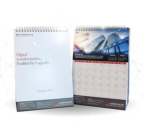 Weio Corporate | Calendar Printing | Singapore