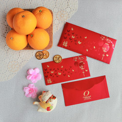 Customized Red Packets Set