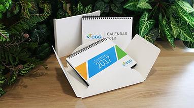 VIVO PRESS | Weio Corporate | Calendar Printing | Singapore | Packaging Box