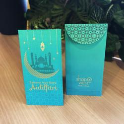 ShopWest Tampiness_Hari Raya Green Packet 2017