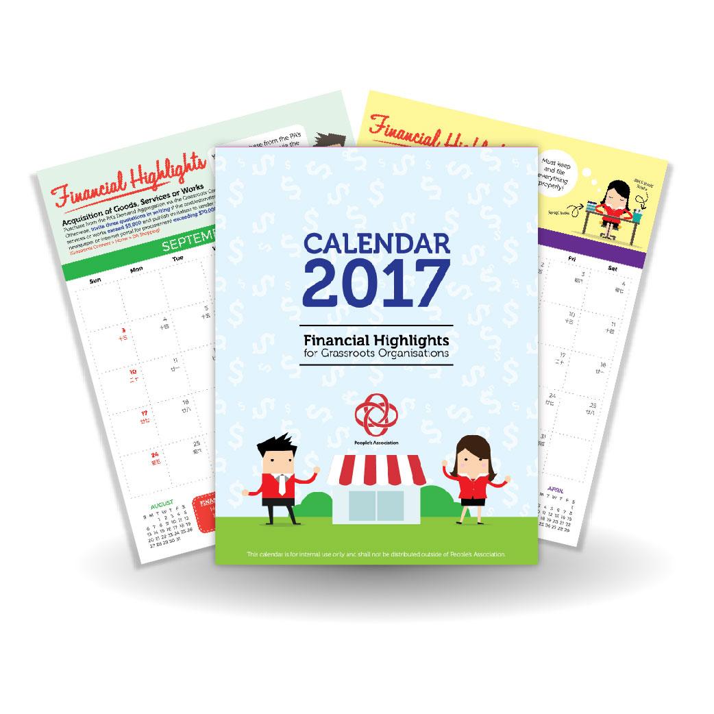 PA Grassroots Calendar 2017