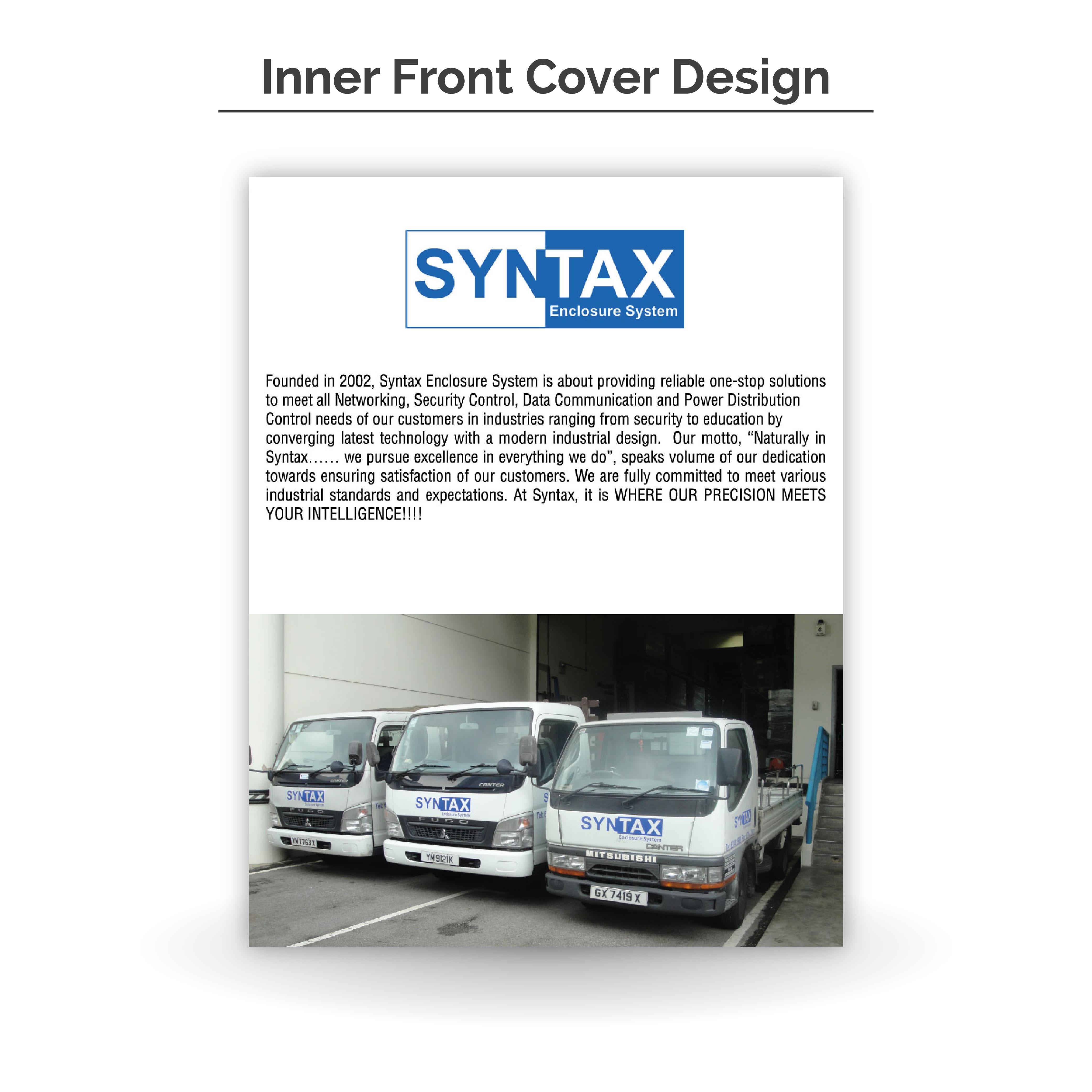 Syntax Calendar 2017