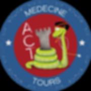 Logo officiel de L'ACT