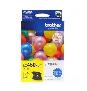 BROTHER INK CARTRIDGE LC450XLY