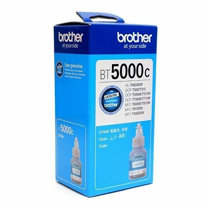 BROTHER INK CARTRIDGE BT5000C