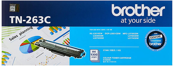 BROTHER TONER TN-263C