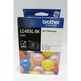 BROTHER INK CARTRIDGE LC450XLBK
