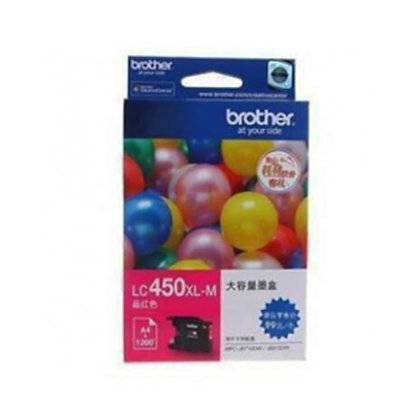 BROTHER INK CARTRIDGE LC450XLM