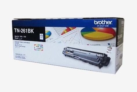 BROTHER TONER TN-261BK