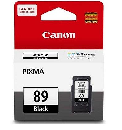 Canon  Inkjet Cartridge PG-89