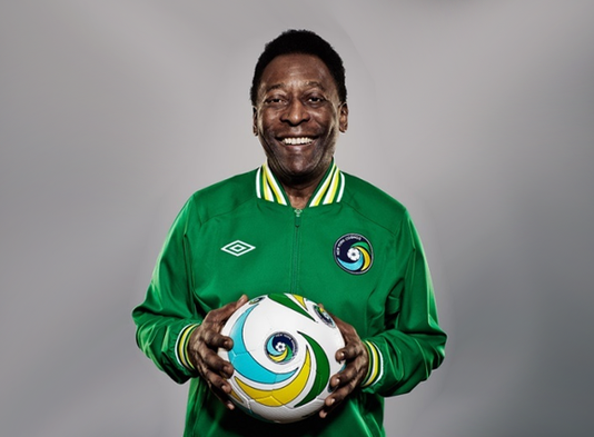 Black history month : Pelé