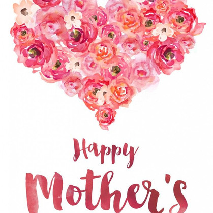 HAPPY MOTHERS DAY !