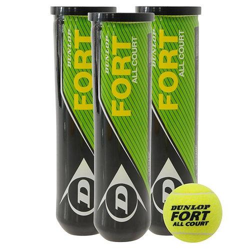 Dunlop Fort tennis ball 1doz